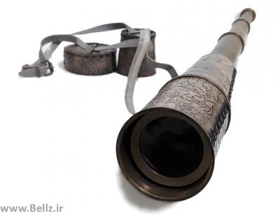 دوربین تلسکوپی برنز انگلیسی (۳)
