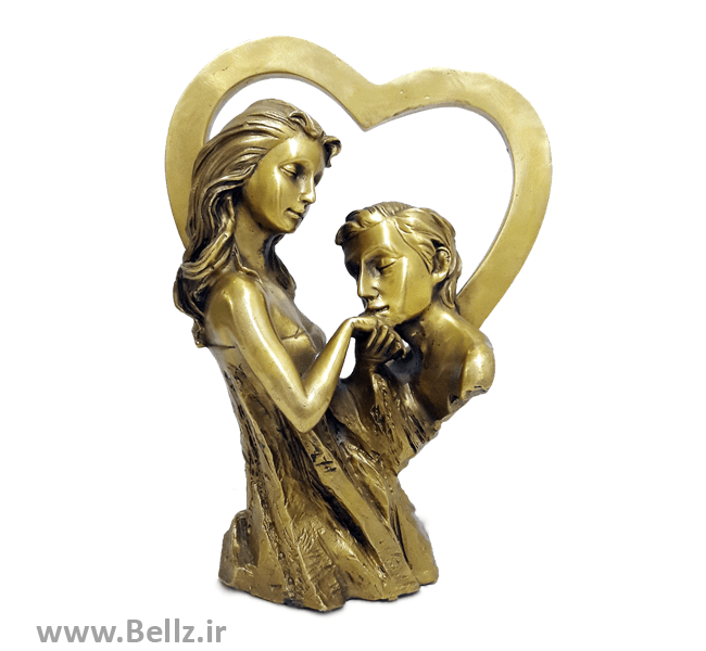 مجسمه عشق برنز