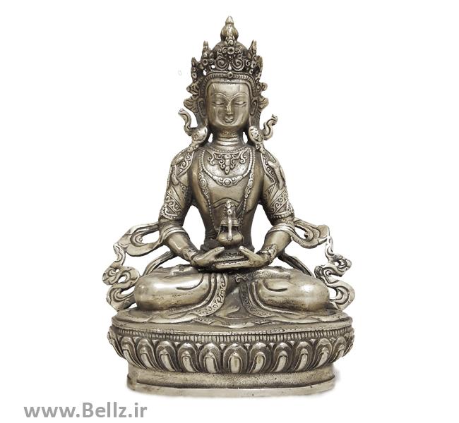 مجسمه بودا برنز (شیوا) - ۴