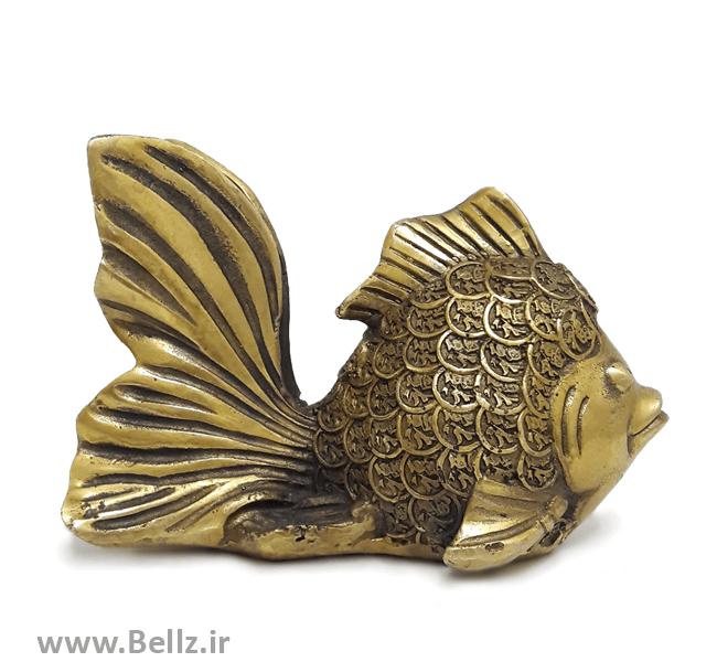 مجسمه ماهی برنز(طرح ۳)