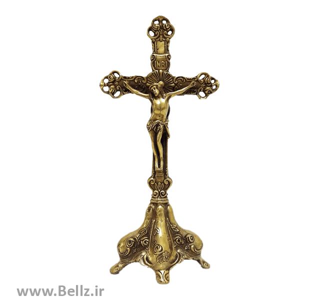 صلیب حضرت عیسی برنزی