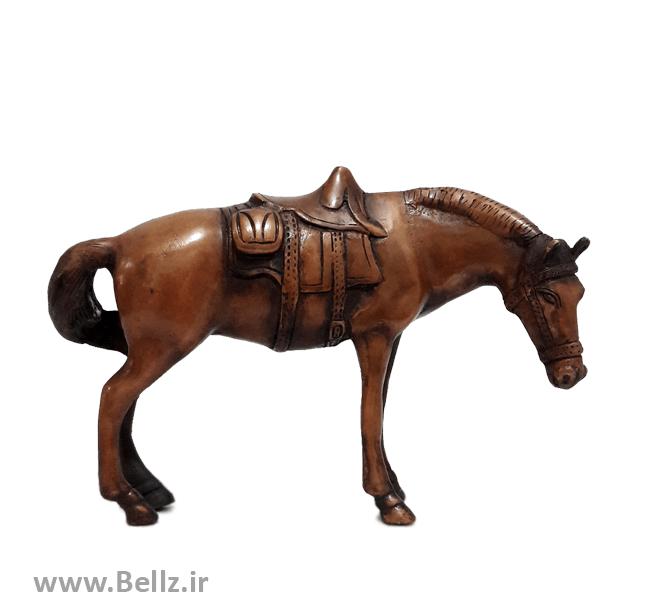 مجسمه اسب  برنزی (۳)