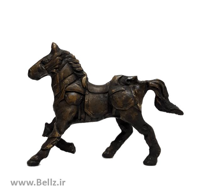 مجسمه اسب برنجی (۴)