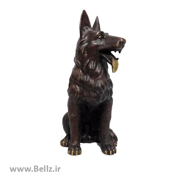 مجسمه سگ - (کد ۲)