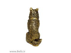 مجسمه سگ برنزی - (کد ۳)