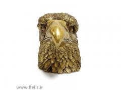 مجسمه برنزی سر عقاب (کد ۳)