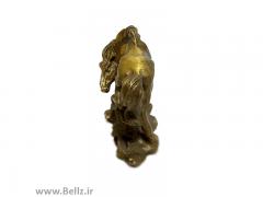 مجسمه اسب برنزی کوچک - کد ۱۱