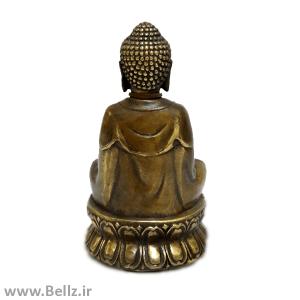 مجسمه بودا برنزی - ۱۰