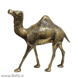مجسمه شتر برنجی (کد ۱)