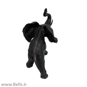 مجسمه فیل برنجی - کد ۳