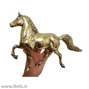 مجسمه اسب برنجی (۵)