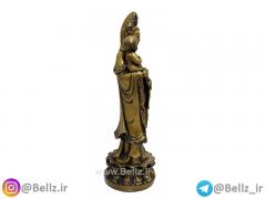 مجسمه بودا برنز (بچه در آغوش)