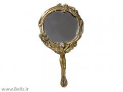 آینه مهردار فرانسوی برنزی