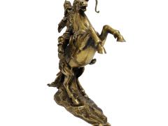 مجسمه سوار جنگجو (طرح ۳)