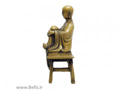 مجسمه بودا (نشسته) - طرح ۲