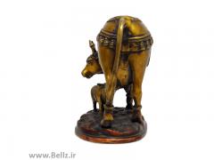 مجسمه گاو و گوساله - کد ۲