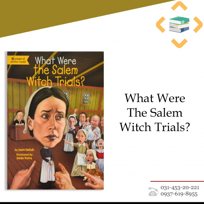 ?What were the Salem witch trials