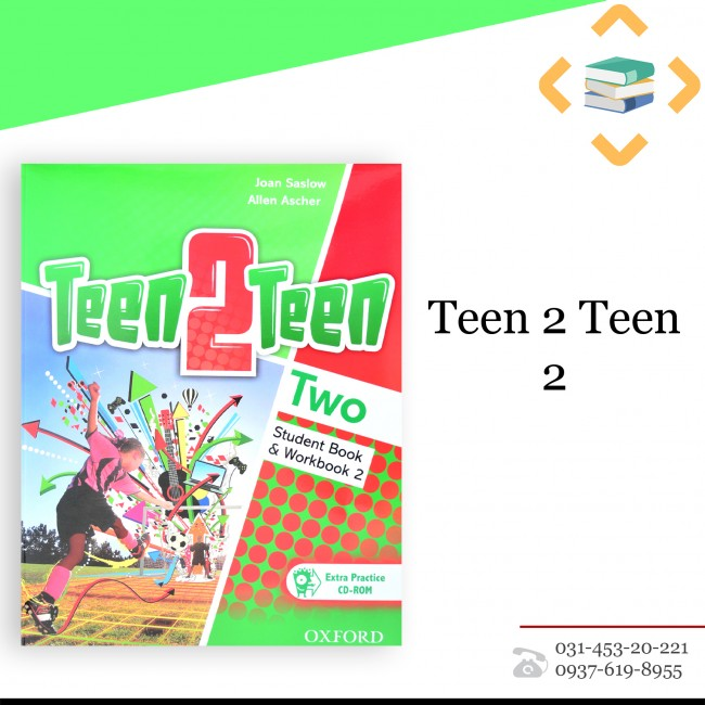 Teen 2 Teen 2 + Student Book + Work Book + DVD