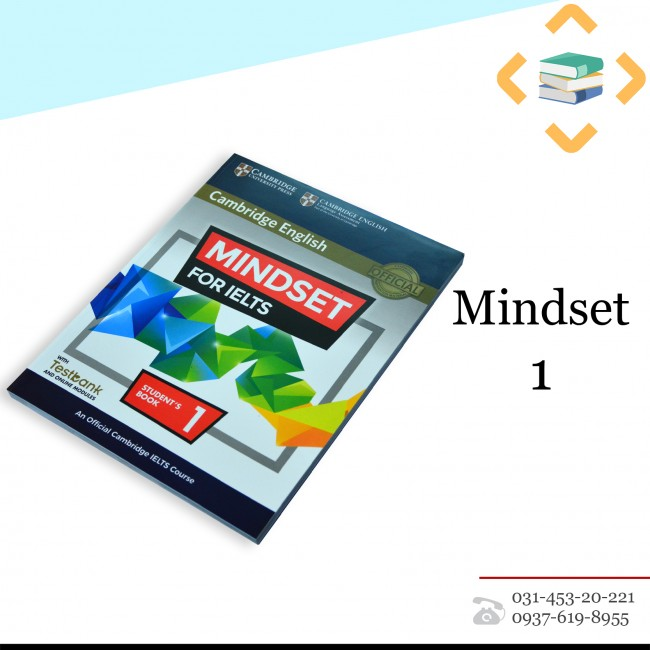 Mindset For IELTS 1 + Student Book+CD