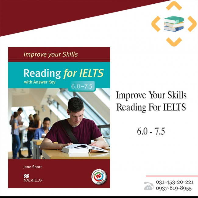 +aImprove Your Skills: Reading for IELTS 6-7.5+Answer key