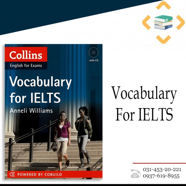 Collins Vocabulary For IELTS+CD