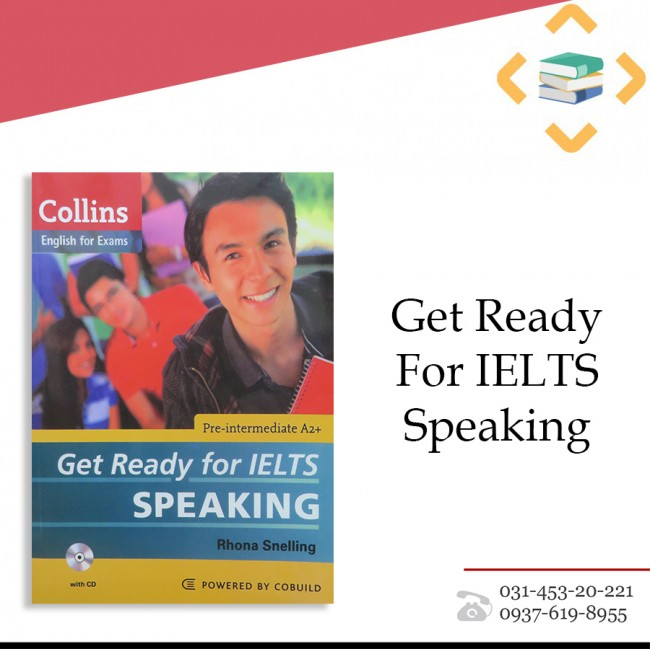 Collins Get ready for ielts speaking + CD