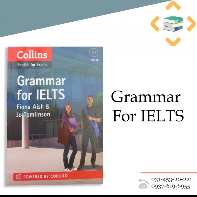 Collins Grammar For IELTS+CD