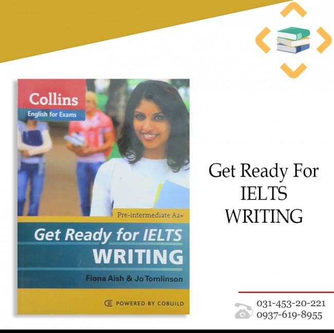 Collins Get ready for ielts writing + CD