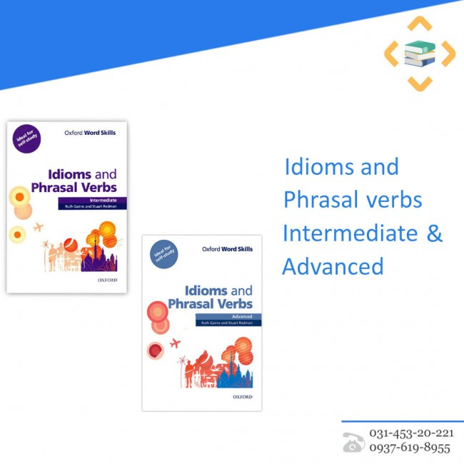Idioms And Phrasal Verbs Intermediate+Advanced+CD