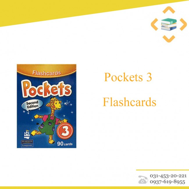 Pockets 3 Flashcards