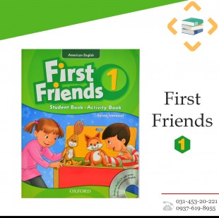 First Friends 1+Work book+CD