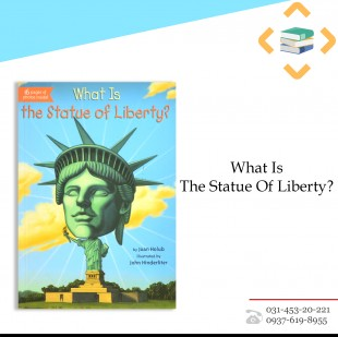 ?What is the statue of liberty