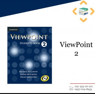 View Point 2 + Workbook +CD+DVD