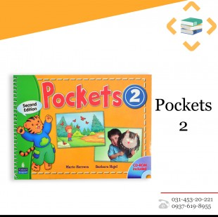 Pockets 2+Work book+CD