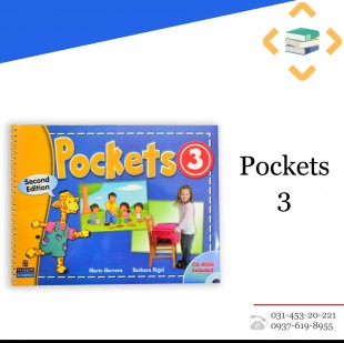 Pockets 3+Work book+CD