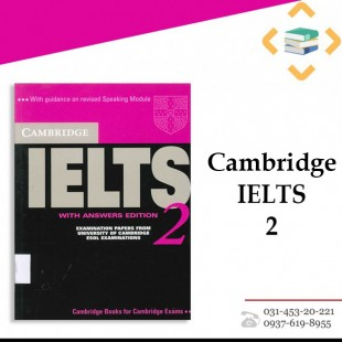 IELTS Cambridge 2+Answer key+CD