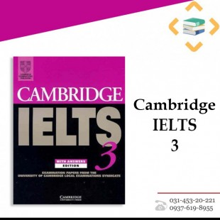 IELTS Cambridge 3Answer key +CD