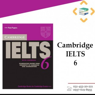 IELTS Cambridge 6+Answer key+CD