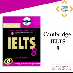 IELTS Cambridge 8+Answer key+CD