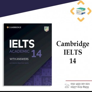 IELTS Cambridge 14 Academic+Answer key+CD
