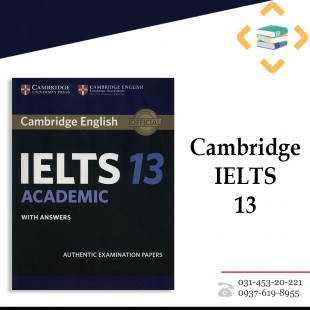 IELTS Cambridge 13 Academic+Answer key+CD