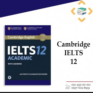 IELTS Cambridge 12 Academic+Answer keyCD
