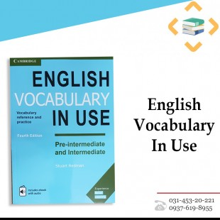 English Vocabulary In Use Pre-intermediate and intermediate+CD