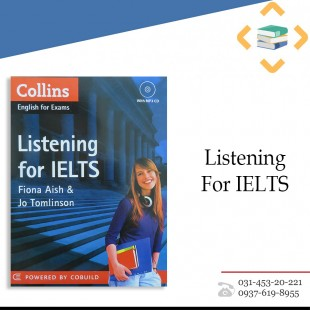 Collins Listening For IELTS+ CD + ANSWER KEY