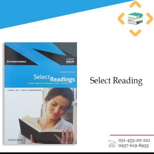 Select Reading Pre intermediate+CD