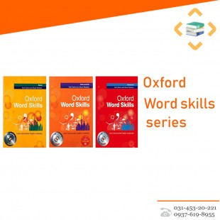 Oxford word skills  (Basic-intermediate-advanced+CD)
