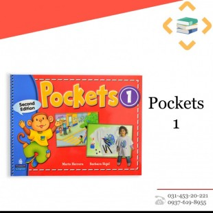 Pockets 1+Work book+CD