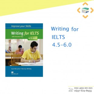 Writing for IELTS 4.5-6.0+CD+Answer key