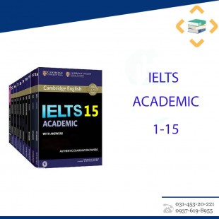 Cambridge IELTS Academic Series