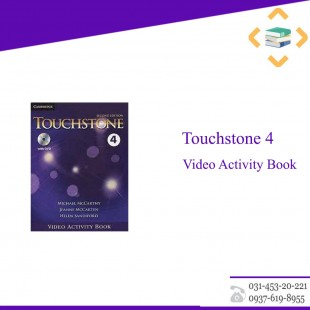 TOUCHSTONE 4 Video Activity Book